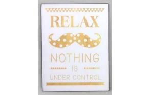Relax juliste