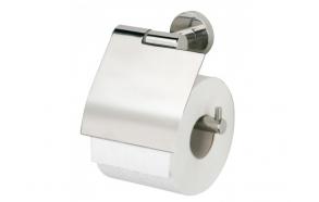 wc-paperiteline Boston, kromi, ruuviton asennus