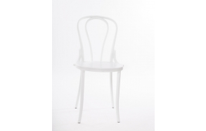 tuoli Vienna, valkoinen
