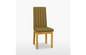 kangaspehmusteinen tuoli Enna