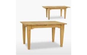 jatkettava ruokapöytä Verona yhdellä jatkokappaleella, 190/230 cm