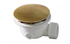 suihkualustan vesilukko, pronssi, 90 mm