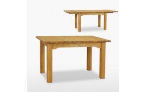 jatkettava ruokapöytä Reims kahdella jatkokappaleella, 130/170/210 cm
