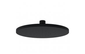 Pyöreä suihkupää Creavit diam 225 mm, matta musta