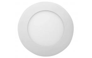 START LED upotettu kattovalo, 6W, 230V, 120mm, valkoinen, 390lm, valkoinen