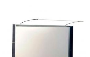 TREX LED valaisin peilin yläpuolelle 7W, 102cm, alumiinium