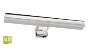 VERONICA 2 LED valaisin ,6W, 300x25x83mm, kromi