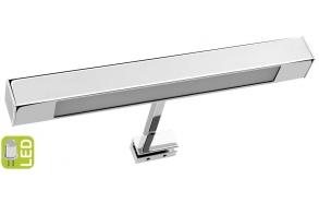 VERONICA LED valaisin ,6W, 300x30x115mm, kromi