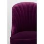 tuoli Give Me More Velvet, violetti