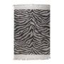 matto Zebra Friendly 160X230 Black