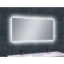 """LED peili Quatro 120x60 cm, """"antifog"""""""