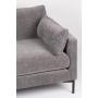3-paikkainen sohva Summer Anthracite