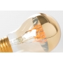 Edison Vintage lamppu Classic Mirror Gold