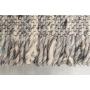 matto Frills 170X240 Grey/Blue