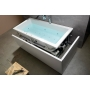 massaaživann Quest Hydro-Air, 180x100x49 cm, valge
