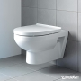 seinä-wc-istuin Duravit Durastyle Basic rimless + hitaasti sulkeutuva istuinkansi