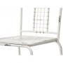 metallinen vintage-tuoli