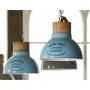 metallinen vintage-kattolamppu Atelier,