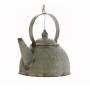 metallinen vintage-kattolamppu Teapot