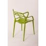 pinottava tuoli Mucha, vihreä