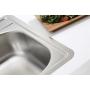 keittiöallas Alveus More 10, 560x500 mm rst