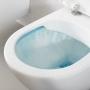 seinä-wc-istuin Villeroy&Boch Omnia Arcitectura, no rim