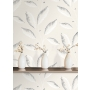Accents Leaf Neutral/White