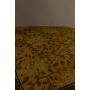 tyyny Indian Block 70, keltainen