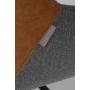 käsinojallinen Dolton, vintage ruskea