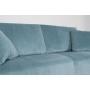 3-paikkainen sohva Dragon, sininen