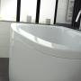 kylpyamme Interia Luno 150L, 150x80 cm, vasen