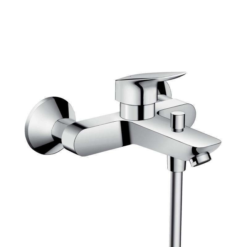 Hansgrohe Logis exposed, single lever bath mixer