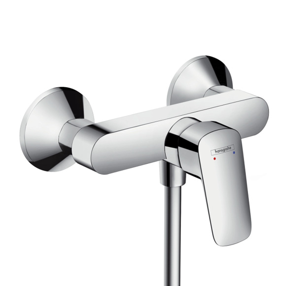 Hansgrohe Logis exposed, single lever shower mixer