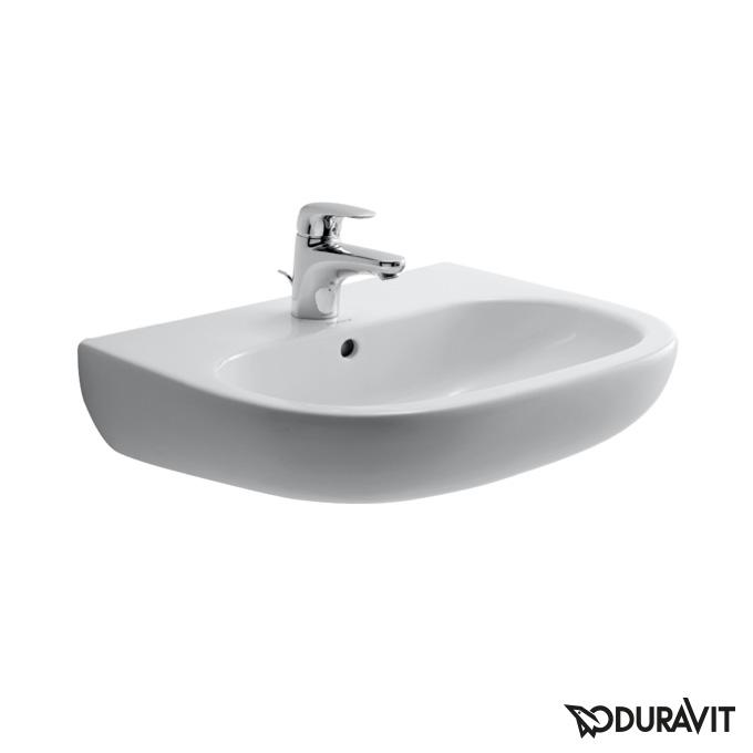 valamu Duravit D-code, 550x430 mm