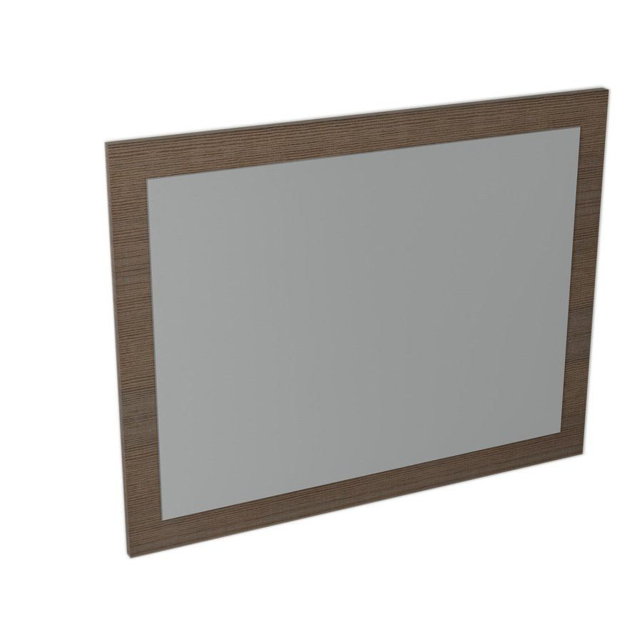 LARGO mirror with frame 700x900x28mm, Pine Rustic