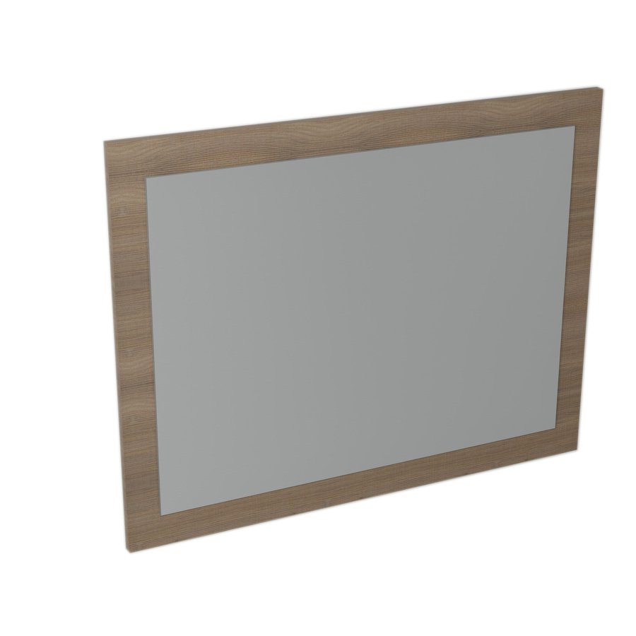 LARGO mirror with frame 700x900x28mm, Walnut