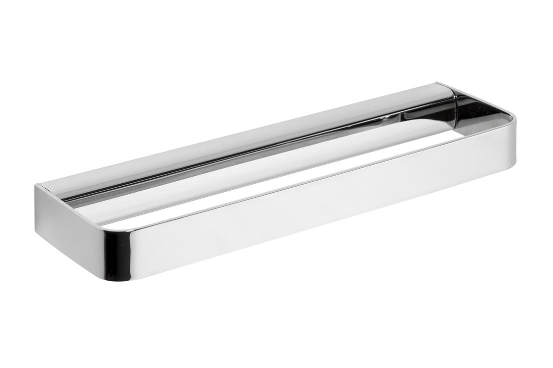 BELLA Vanity Unit Towel Rail Holder 250mm, chrome